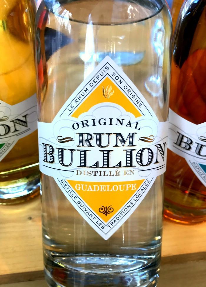 Rum Bullion - blanc