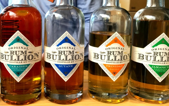 Rum Bullion - blends