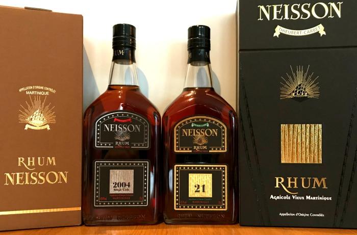 Neisson 2004 et Neisson 21