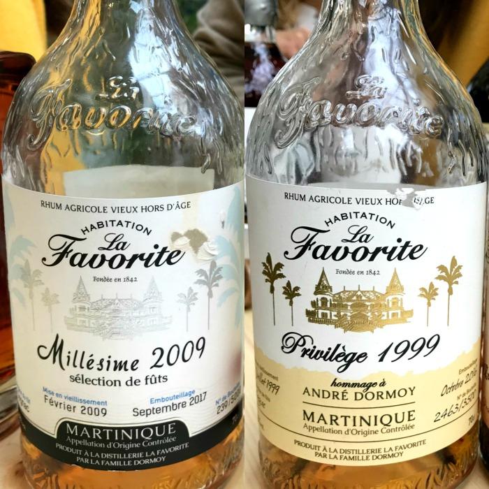 Favorite 1999 et 2009