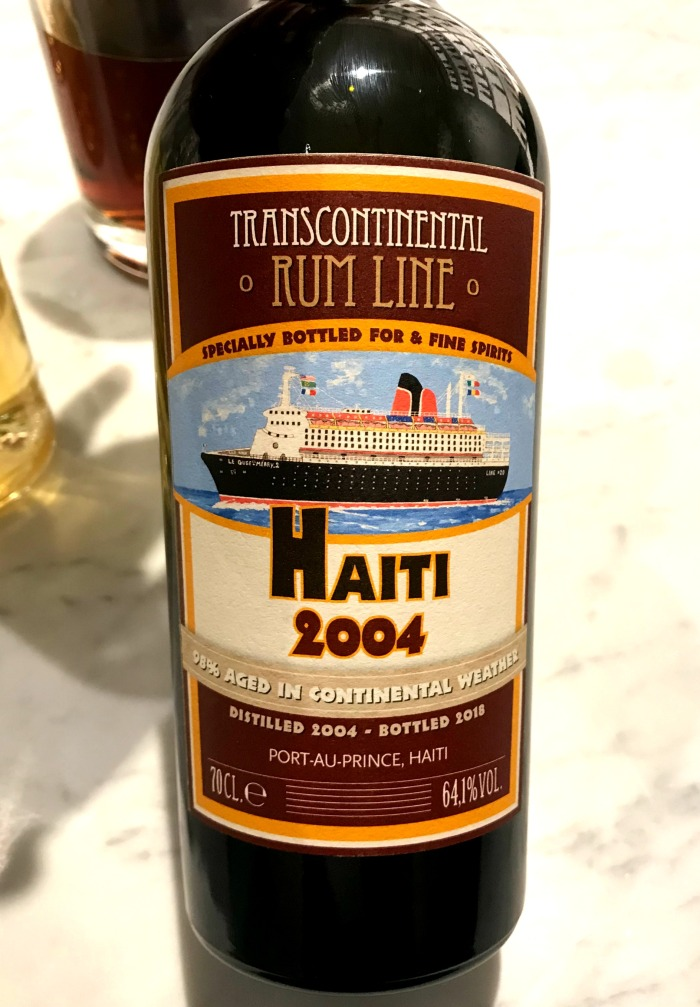 Transcontinental Haiti