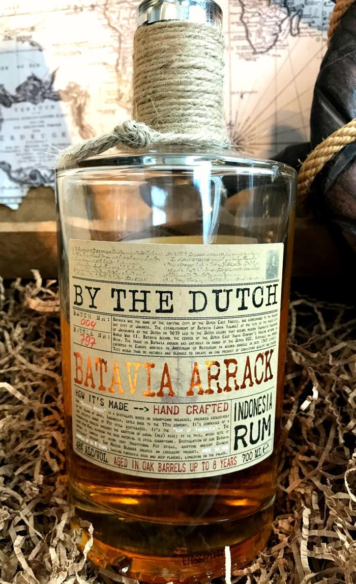 Batavia Arrack By the Dutch