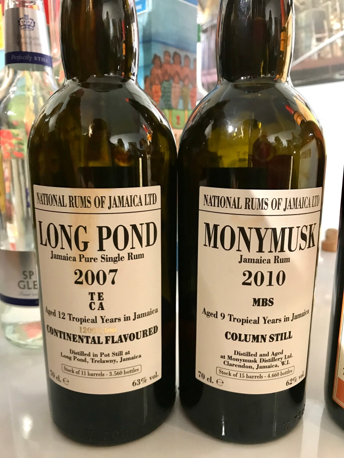 Long Pond & Monymusk